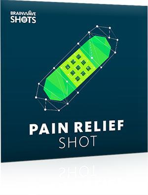 Pain Relief Shot Cover