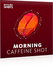 Morning Caffeine Shot Cover